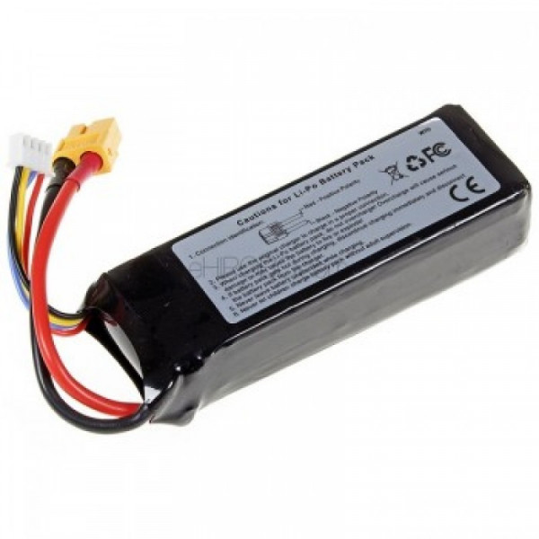 Walkera - Batteria LIPO 11.1V 3S 2200mAh 25C per Runner 250 e Advance (R)
