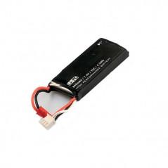 Hubsan FPV X4 Desire H502S - Batteria LIPO 7.4V 2S 610mAh 15C