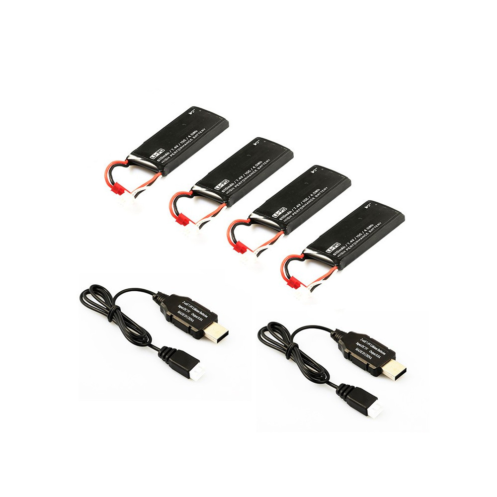 Hubsan FPV X4 Desire H502S - H502E - Battery Pack