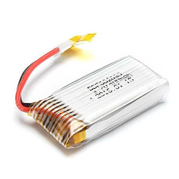 Eachine H99 - H99D - H99W - Batteria LIPO 3.7V 1S 390mAh