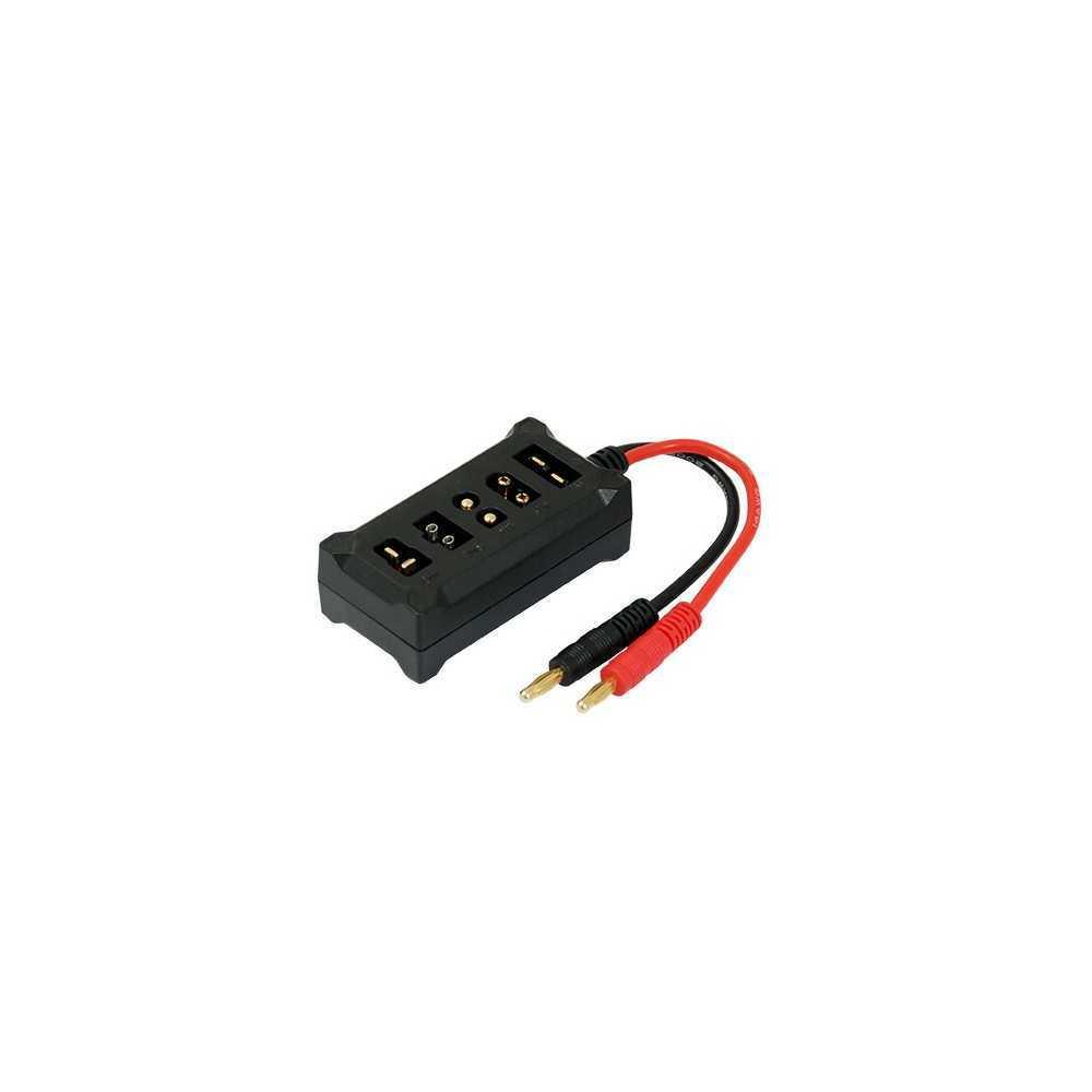 IMaxRC - Adattatore per carica batterie