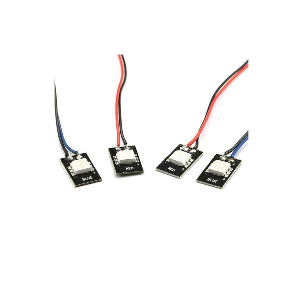 Eachine - Set 4 Pz. LED Motori per Falcon 210 - 250 Pro