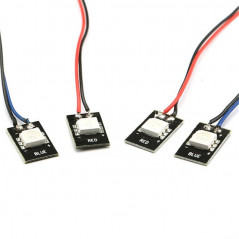 Eachine - Set 4 Pz. LED Motori per Falcon 210 - 250 Pro