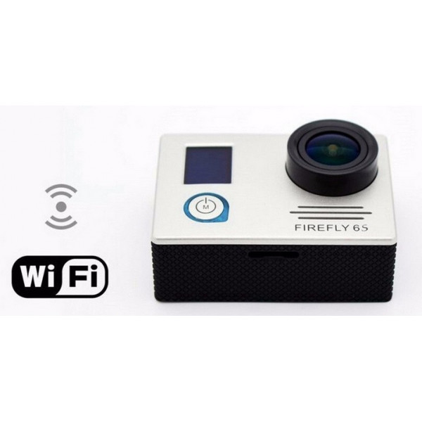FIREFLY 6S 4K WiFi Sport HD DV Camera - Colore ORO
