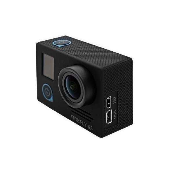 FIREFLY 6S 4K WiFi Sport HD DV Camera - Colore NERO