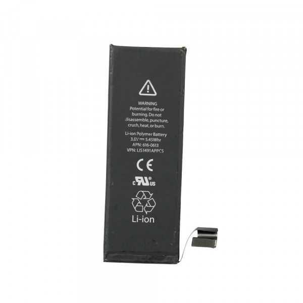 Apple Iphone 5S - Batteria Li-ion 1560mAh 3.8V