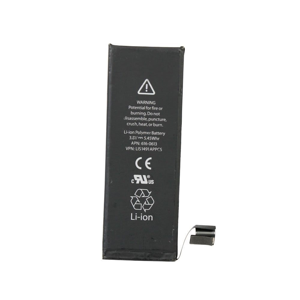 Apple Iphone 5S - Batteria Li-ion 1560mAh 3.8V
