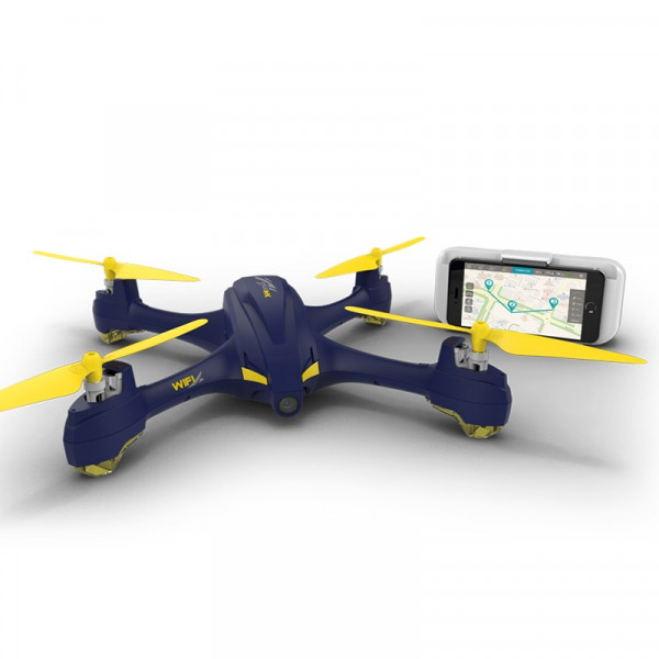 Hubsan - H507A - X4 Star Pro - Wi-Fi FPV - Camera 702p HD - App Compatibile