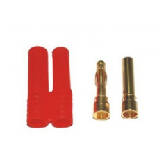Emax - Connettore Bullet 4mm - Mod. B007