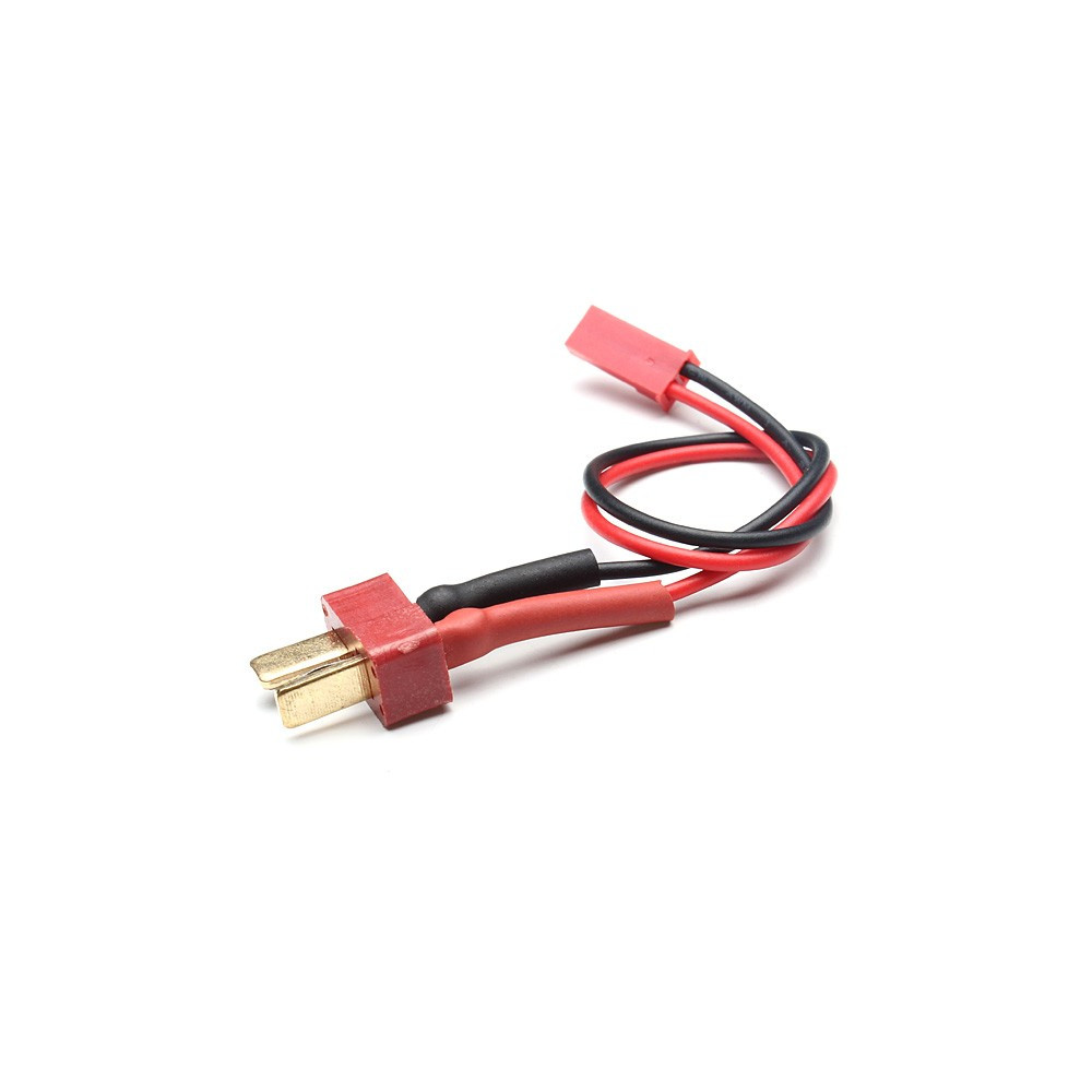 Emax - Cavo siliconico 20AWG - JST - T-Plug - 10CM - Mod. K-042