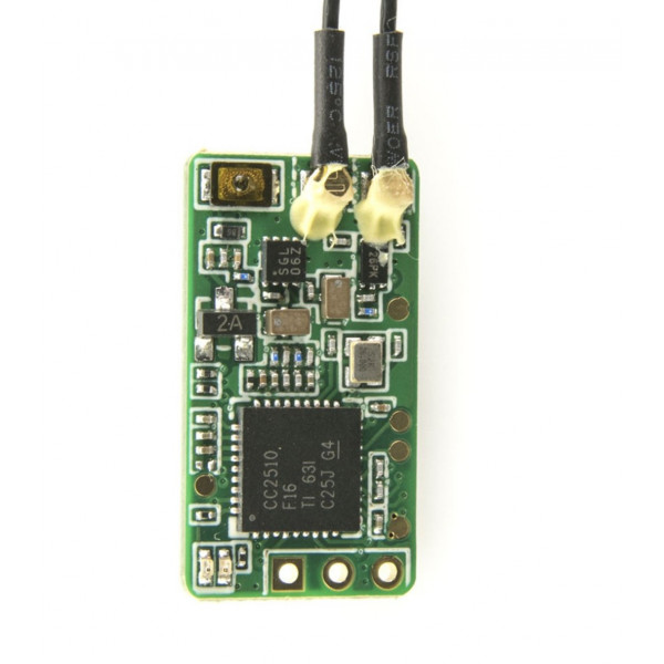FrSky - XM+ Micro D16 - Ricevitore 2.4 GHz 16CH SBUS