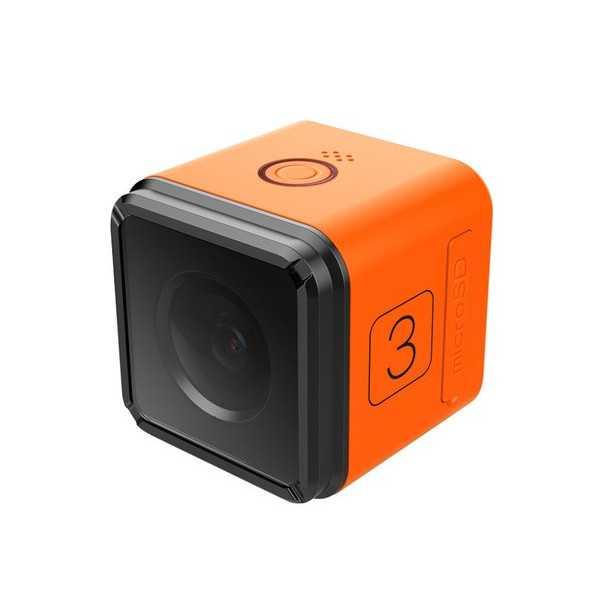 Runcam 3 - HD 1080p/60FPS NTSC/PAL 155 Gradi Wide Angle - 64G - Wi-Fi FPV Cam