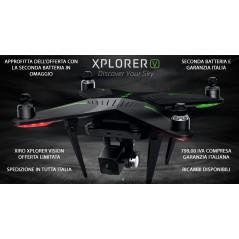 Zero Tech - XIRO Xplorer Vision