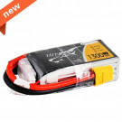 Tattu 1300mAh 14.8V 75C 4S1P Lipo Battery--Specially Made for Victory with Limited Edition