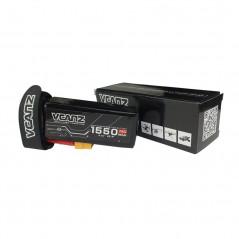VCANZ - Batteria LIPO 1550mAh 75C 14.8V 4S XT60