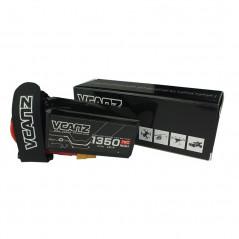 VCANZ - Batteria LIPO 1350mAh 75C 14.8V 4S XT60