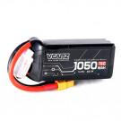 VCANZ - Batteria LIPO 1050mAh 75C 14.8V 4S XT60