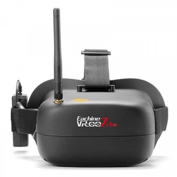 Eachine VR-007 Pro - Goggles FPV VR007 HD 5.8G 40CH con batteria 3.7V 1600mAh