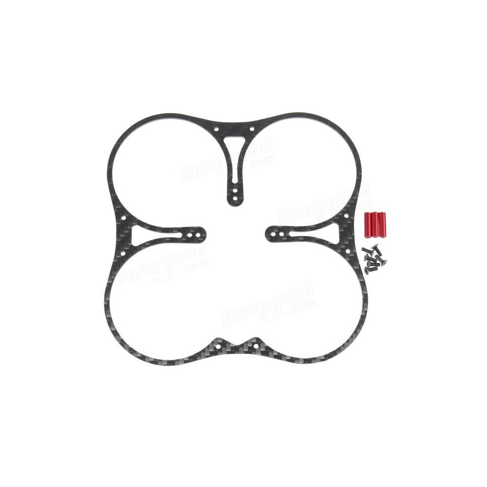 Eachine Chaser88 - Protection Circle Cover in Carbonio (1mm)