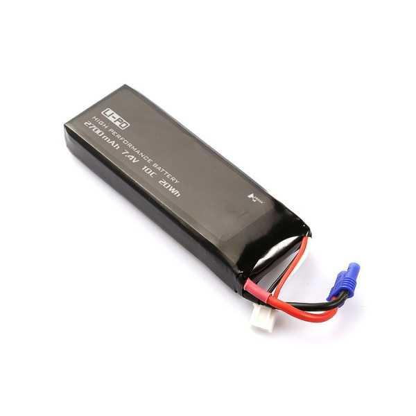 Batteria LIPO 2700mAh - Hubsan X4 FPV Brushless - H501S
