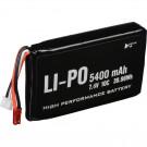 Hubsan X4 Pro H109S - Batteria Li-Po 5400mAh 7.4V 2S 10C