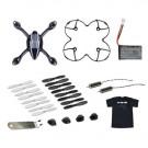 Hubsan X4 H107 - Value Pack Kit