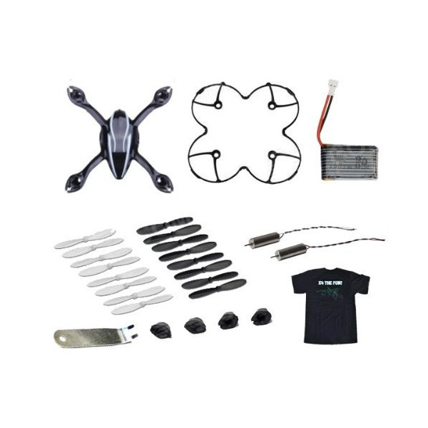 Hubsan X4 H107 - Value Pack Kit