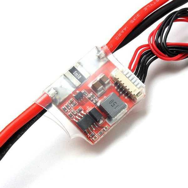 APM Power Module con BEC 5.3V DC - T Plug o XT60