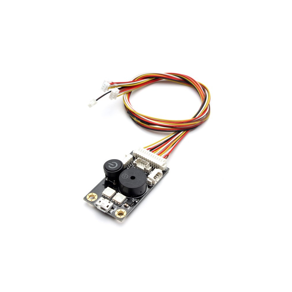 Buzzer LED PixHawk con porte USB I2C e Safety Switch