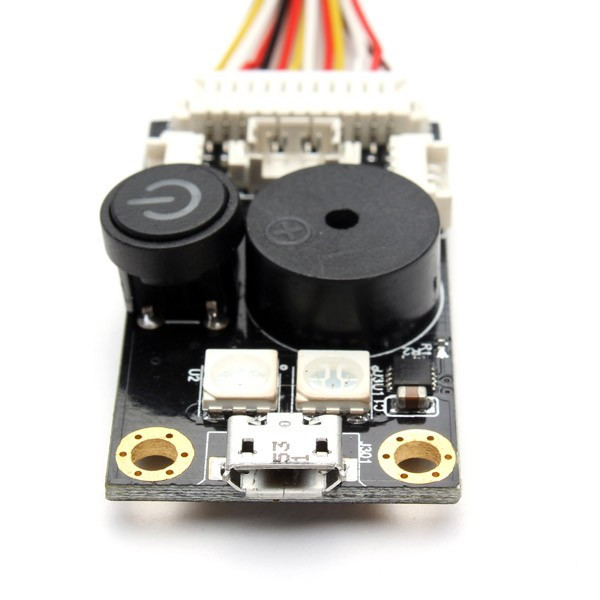 Buzzer LED PixHawk con porte USB I2C e Safety Switch