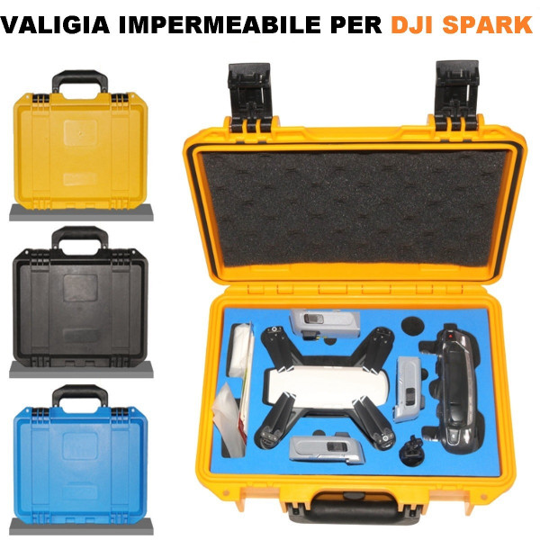 DJI Spark - Borsa professionale rigida impermeabile