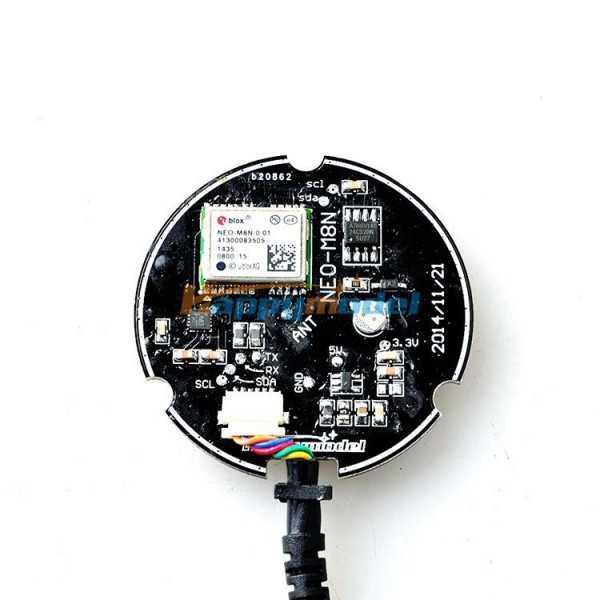 Modulo GPS u-Blox NEO-M8N per Controller di volo PixHawk