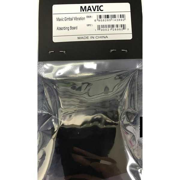 DJI Mavic Pro - Gimbal Upper Mount - Vibration Dampener Combo