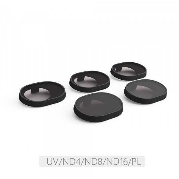 DJI Spark - Set Filtri UV/ND4/ND8/ND16/PL