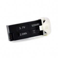 Batteria 520mAh - Hubsan X4 Cam Plus - H107C+