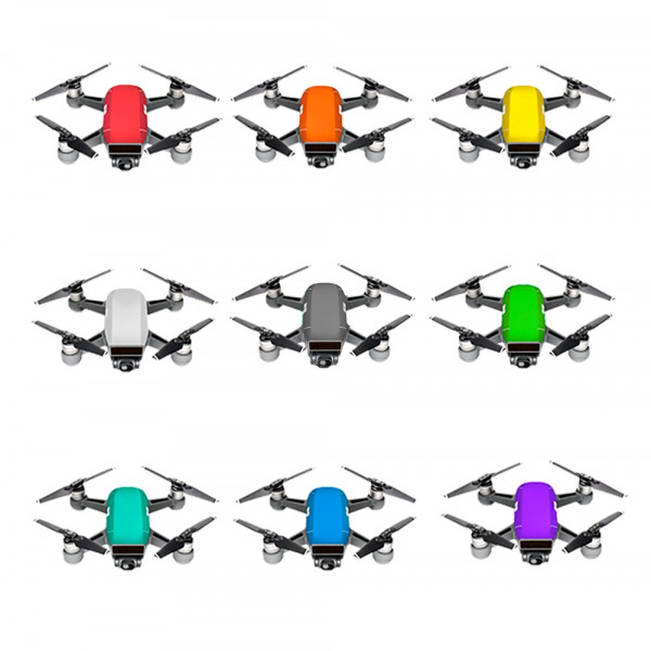 DJI Spark - Set Skin colorate