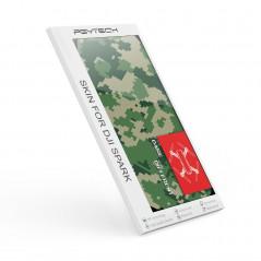 DJI Spark - Adesivo colorato Mod. CA4