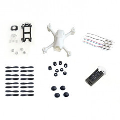 Crash Pack - Hubsan X4 Cam Plus - H107C+