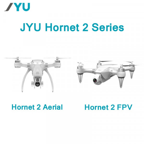 JYU Hornet 2 - FPV Display Version