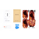 DJI Mavic Pro - Adesivo colorato 3M - Mod. CO3