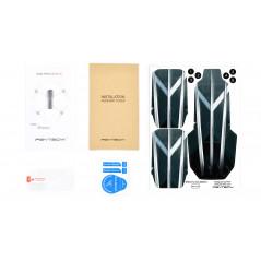 DJI Mavic Pro - Adesivo colorato 3M - Mod. CO4