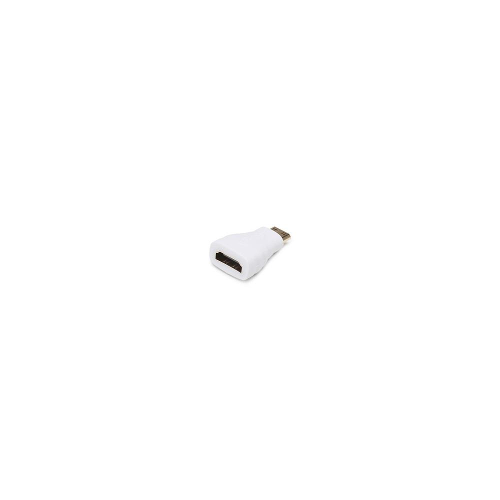 DJI Goggles - Adattatore da HDMI (Tipo A) Femmina a HDMI (Tipo C) Maschio