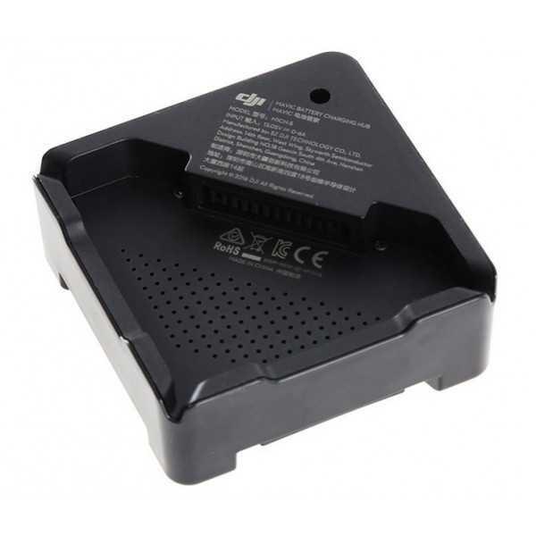 DJI Mavic Pro - Battery Charging Hub Advanced (Part 8)