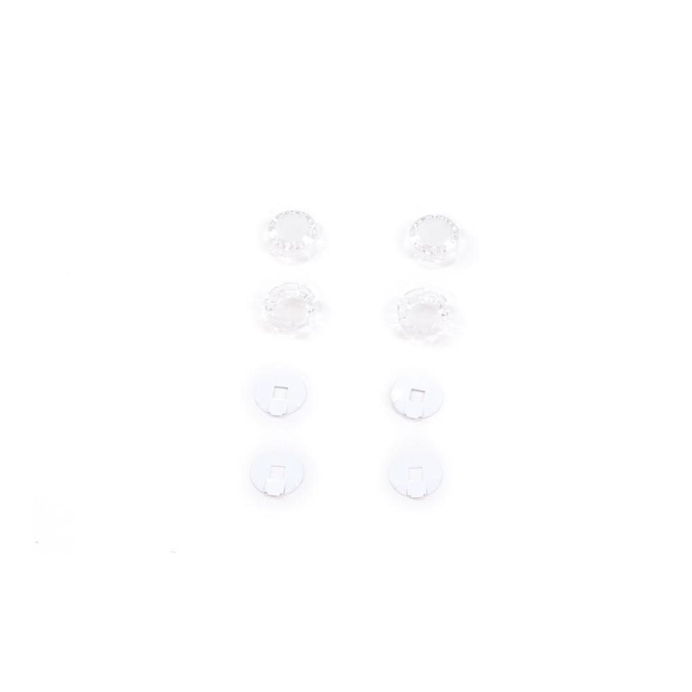 DJI Phantom 4 - Set 4 Pz. LED Cover (Part 14)