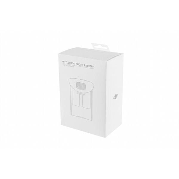DJI Phantom 4 Pro - Intelligent Flight Battery - 5870mAh (High Capacity) - Part64