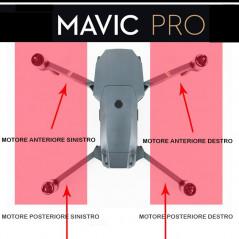 DJI Mavic Pro - Rear Right Frame Cover Landing Gear