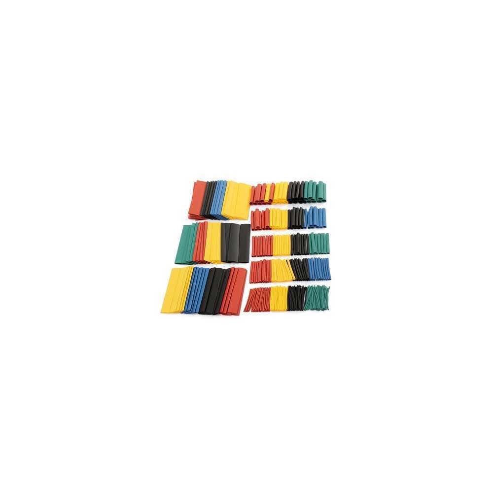 Set 328 Pz. Guaine Termo Restringenti multi colori