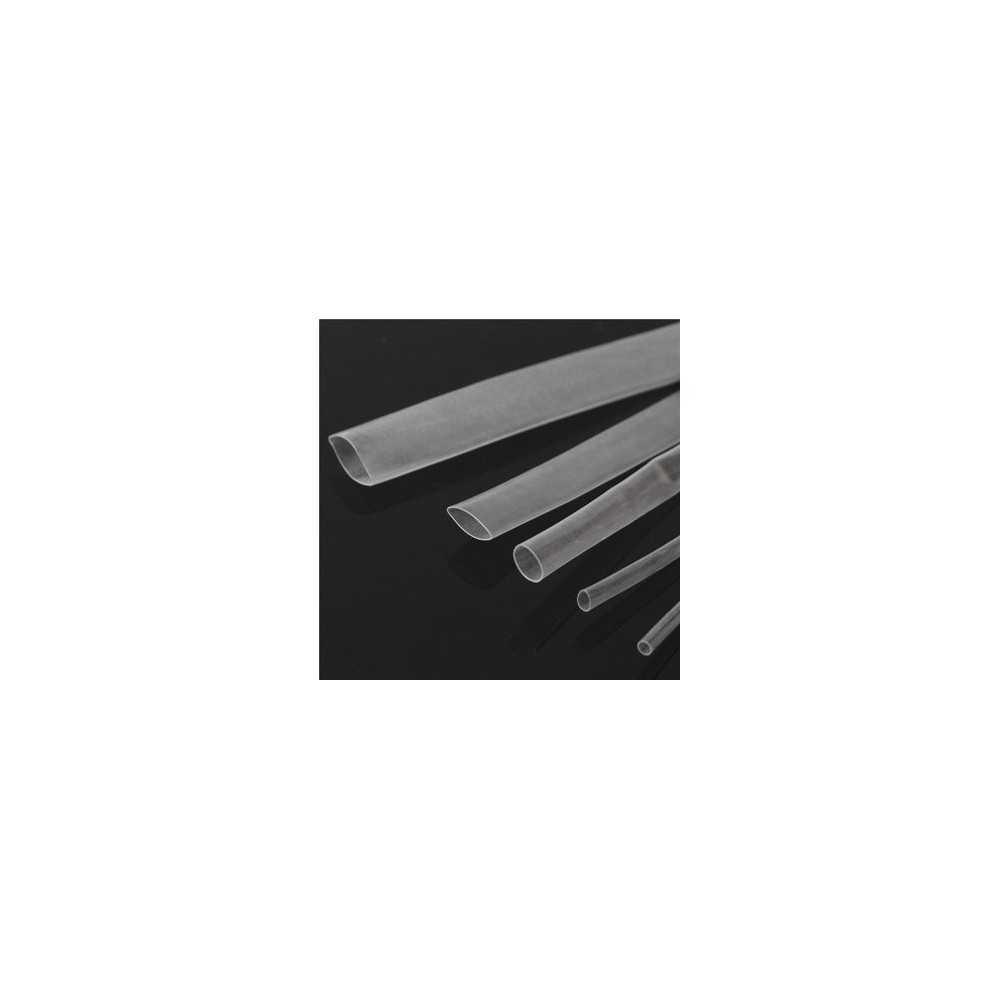 Daniu - Set 5 Pz. 1MT - Guaine Termo Restringenti trasparenti