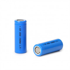 FrSky Taranis X-Lite - Set 2 Pz. Batterie Li-ion 3.7V 1500mAh 18500