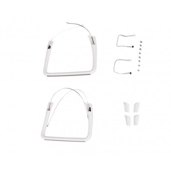 DJI Phantom 4 ADV - Left & Right Landing Gear